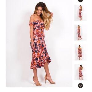 Keepsake the Label midi dress